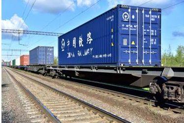 Sonae MC recebe primeiro contentor via rail desde a China