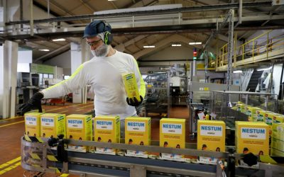 Nestlé aposta nas fábricas de Porto e Avanca em função da eficiência e sustentabilidade