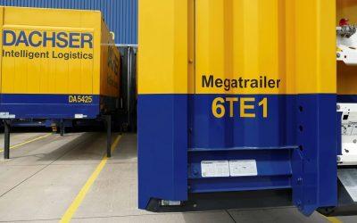 Dachser inicia conversão de frota da divisão European Logistics