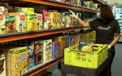 Quick-Commerce da Glovo consolida-se na capital e expande-se para o resto do país