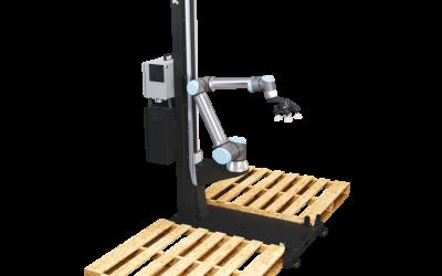 Universal Robots actualiza UR10e com mais 25% de capacidade de carga