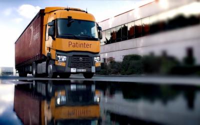 """Patinter eleita """"Melhor empresa no sector dos transportes"""" para trabalhar em Portugal"""