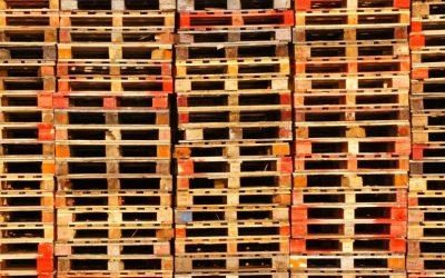 Escassez de paletes põe em risco cadeias de abastecimento
