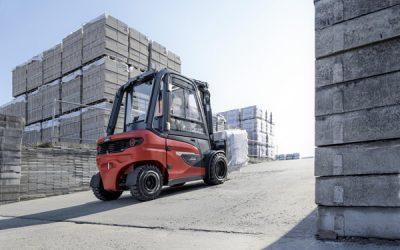 Linde apresenta novos equipamentos semi-automáticos para preparação de encomendas