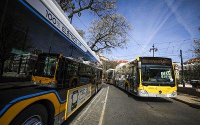 Ajuda de estado de 40 milhões para a compra de autocarros ecológicos