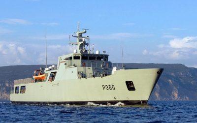 Marinha Portuguesa adquire seis Navios Patrulha Oceânicos