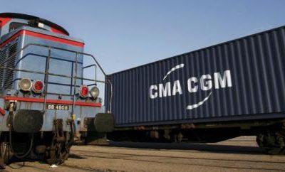 CMA CGM adquire Continental Rail por 25 milhões de euros