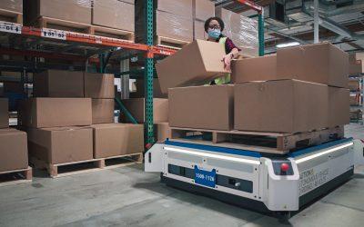 Fetch Robotics e Körber anunciam solução de preparação de pedidos para centros de distribuição