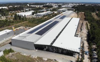 Primus Vitória amplia armazém em Aveiro