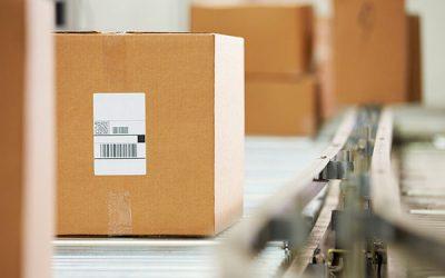 Etiqueta monitoriza estado e localização de mercadorias em tempo real