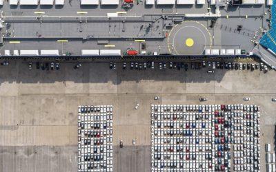 Terminal Logístico Automóvel a operar com aTrans