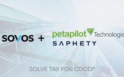 Portuguesas PetaPilot e Saphety adquiridas pela Sovos