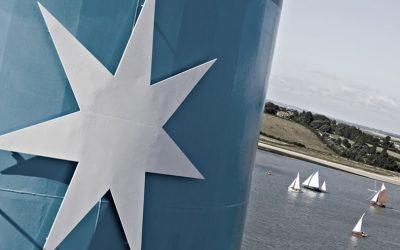 Maersk acelera descarbonização da frota com oito navios neutros em carbono