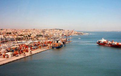 Porto de Lisboa com crescimento positivo no primeiro semestre
