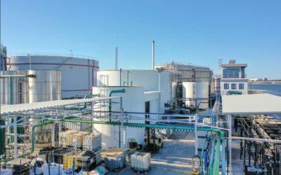 Eco-Oil aposta em bio-combustível para navios e promove economia circular