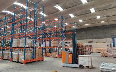 Portway expande armazém de carga aérea no terminal do Porto