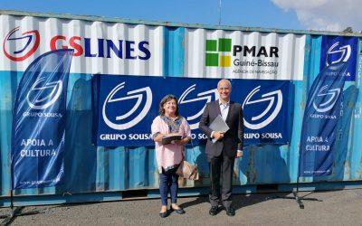 Grupo Sousa apoia associação no transporte de bens essenciais para a Guiné-Bissau