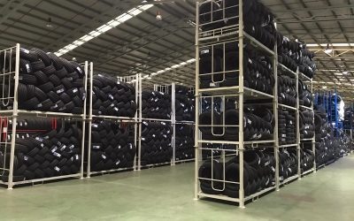 Grupo Total Neumáticos abre armazém em Portugal