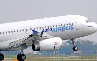 Airbus trava produção de A320 por falta de abastecimento de componentes