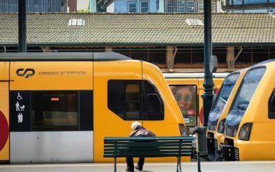 22 novos comboios da CP já podem ser encomendados pela transportadora