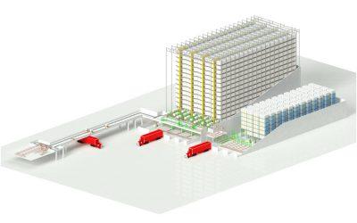 Jungheinrich automatiza fábrica da Coca-Cola HBC