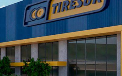 Tiresur conclui armazém em Portugal